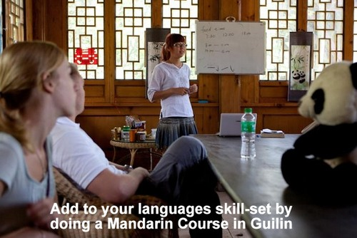 CHINA: Mandarin Language Courses in Guilin
