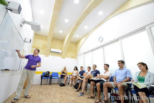 Business English Course, Malta