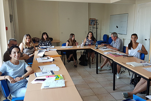 General & Intensive French Courses, Cannes