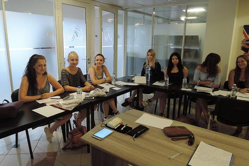 French University Pathway Preparation Course, Cannes