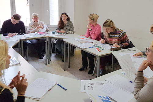 General English Courses, Cannes, France