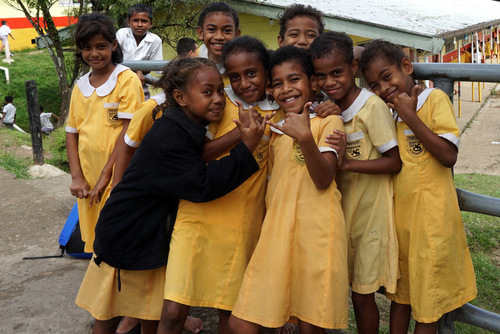 FIJI: Teach Disadvantaged Children in Suva
