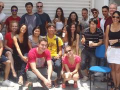 Portuguese Language Classes + Community Volunteering, São Paulo