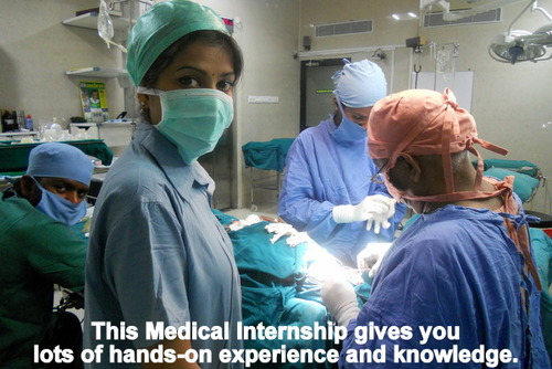 INDIA: Medical Work Experience Internship in Madurai