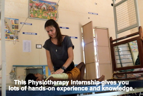 INDIA: Physiotherapy Work Experience Internship in Madurai