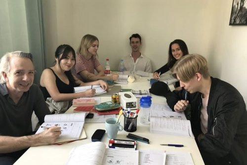 Group Chinese Classes in Shanghai