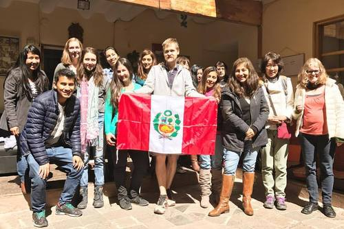 Immersion Spanish Course, Cusco, Peru