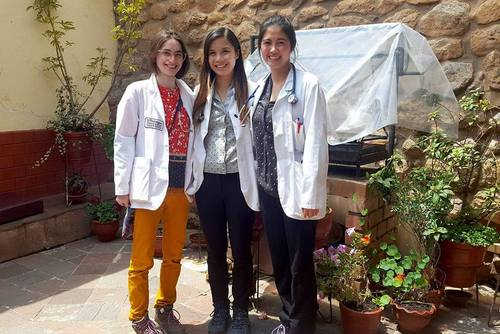 Medical Spanish Course, Cusco, Peru