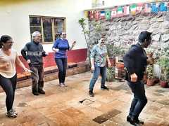 Salsa and Spanish Courses, Cusco, Peru
