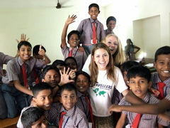INDIA: Teach Underprivileged Children in Schools in Madurai