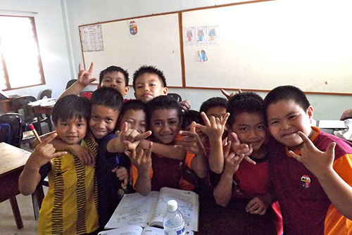 MALAYSIA: Teach Delightful Children in Exotic Borneo!