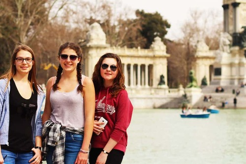 Spanish Gap Year in Madrid