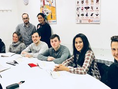 Internship + Spanish Classes in Madrid