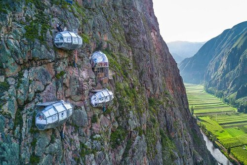 Most Extreme Hotels in the World