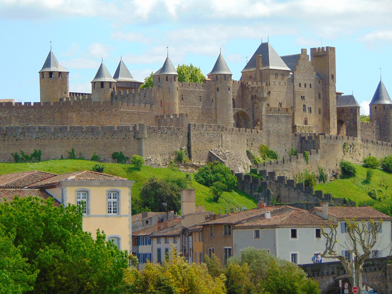 12 Hours in Carcassonne