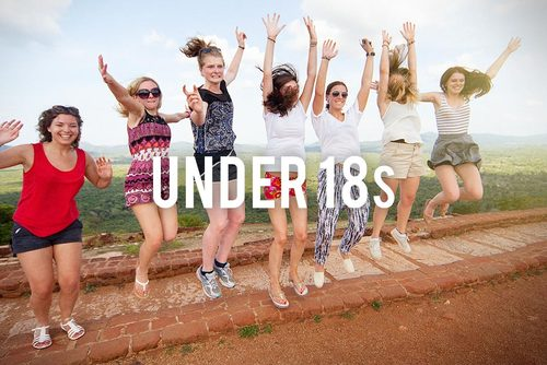 Under 18 Volunteer Abroad Projects