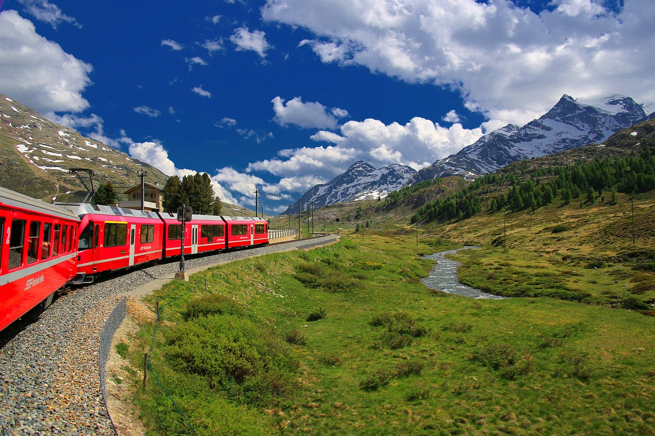 Best Scenic Rail Journeys in Europe