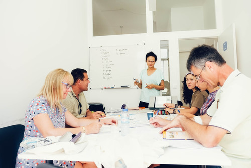 Full Immersion Portuguese Course in Lisbon