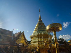 Temples of Thailand Tour