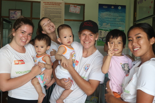 Social Support Center Assistant Volunteer, Vietnam