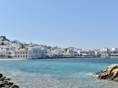 Work in Mykonos