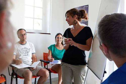 French Courses for Adults in Antibes, French Riviera