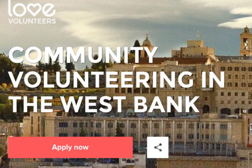 Volunteer in The West Bank with Education Support Program - from just $10 per day!