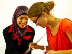 Volunteer with Refugees