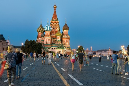 Top 10 Places to Visit in Russia