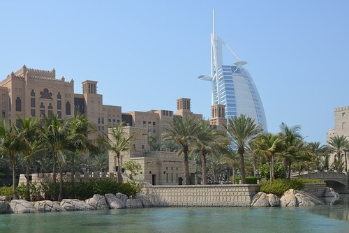 Dubai 1 Week Itinerary