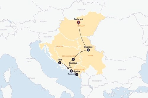 Balkans Discovery