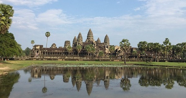 Teach English in Cambodia