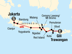 Indonesia Adventure – Java & Bali