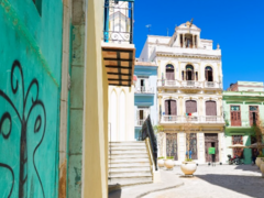 Old Havana Walking Tour, Cuba
