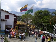 Volunteer in Medellin