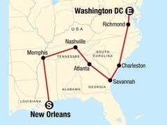 Deep South to DC - Music, Eats & Culture