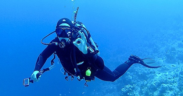 Scuba Diving in Cyprus