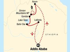 Highlights of Ethiopia