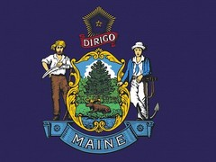 Volunteer in Maine