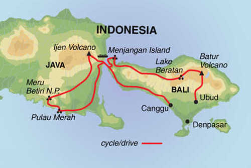 Cycling Indonesia's Islands