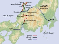 Japan Cycling Tour