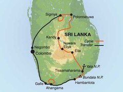 Sri Lanka Cycling Tour