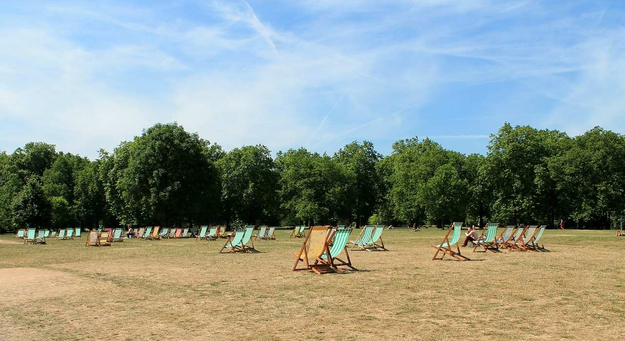 5 Free Ways to Enjoy a Sunny Day in London