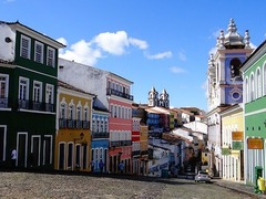 Volunteer in Salvador, Brazil