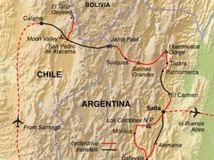 Cycle Chile & Argentina: Atacama to Salta