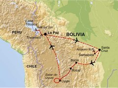 Highlights of Bolivia