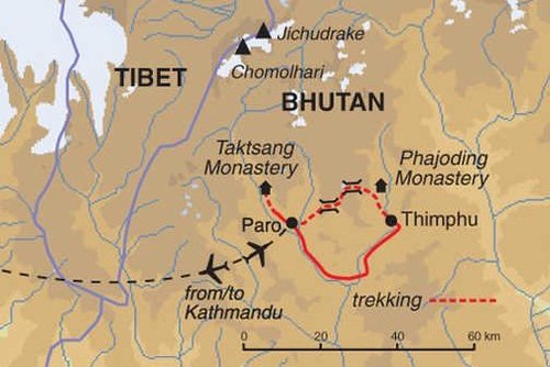 Bhutan: Druk Path Trek