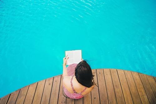 Why Books Are the Best Travel Companions