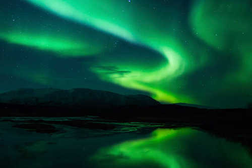 Northern Lights: Iceland & East Greenland Tour