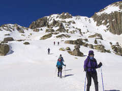 Catalan Pyrenees Winter Snowshoeing Tour
